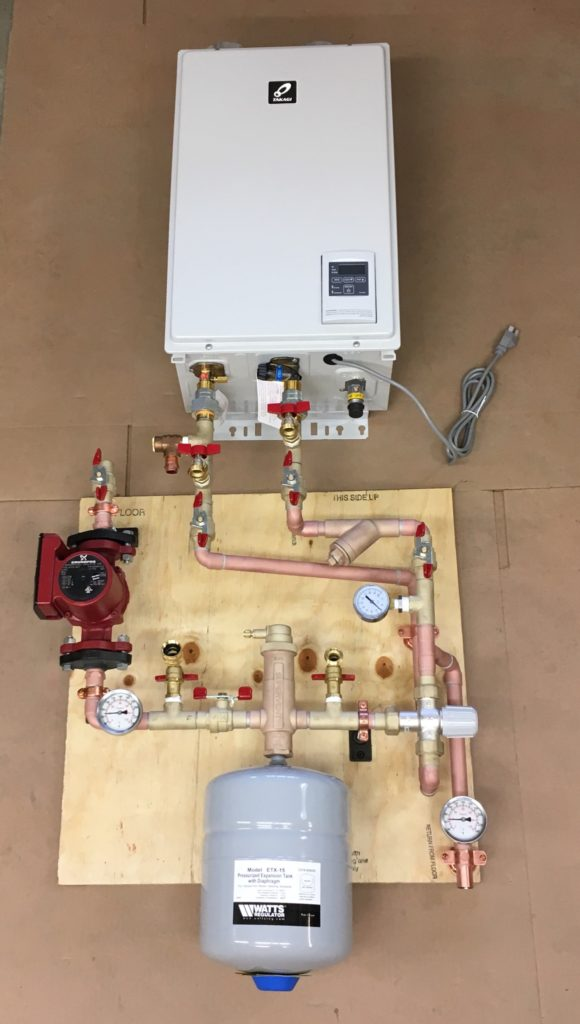 The Closed System Diy Radiant Floor Heating Radiant